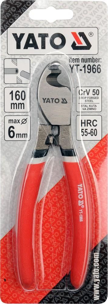 Kabelschere YATO YT-1967 Bewertung