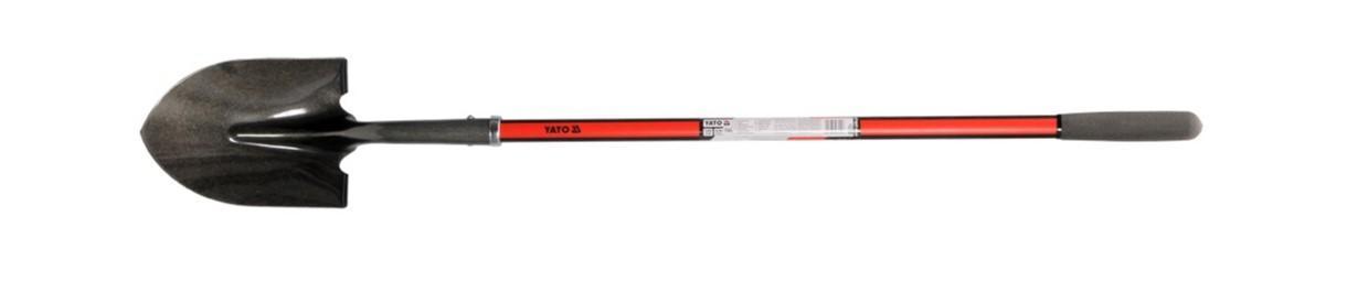 YATO  YT-8604 Snow shovel Length: 140cm