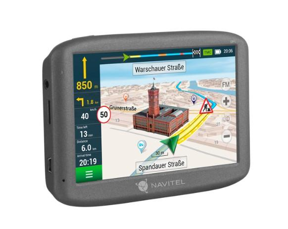 Navigationssystem NAVE200T NAVITEL NAVE200T original kvalite