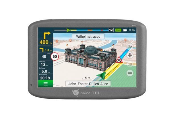 Navigationssystem NAVITEL NAVE200T Expertkunskap