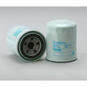Ölfilter Ø: 80mm, Außendurchmesser 2: 63mm, Innendurchmesser 2: 46mm, Innendurchmesser 2: 46mm, Höhe: 100mm mit OEM-Nummer 894201-942-0