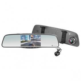 Dashcam Antal kameror: 2, Blickvinkel: 160°, 85 (cam 2)° NAVMR250NV