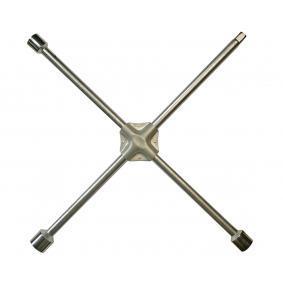Four-way lug wrench Length: 355mm 02200L