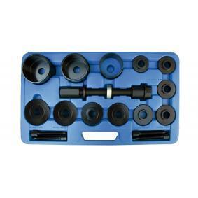 Zestaw narzędzi montażowych, piasta koła / łożysko koła