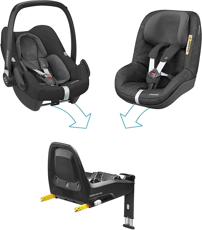 Kindersitz MAXI-COSI 8793000110 Bewertung