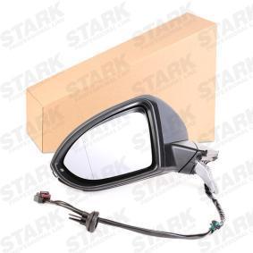 Specchio retrovisore esterno con OEM Numero 5G0 857 521