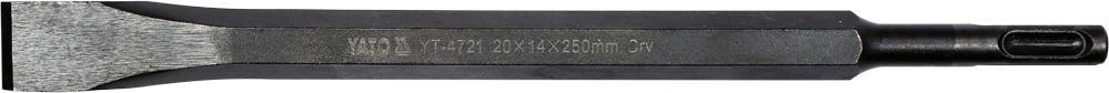 Scalpello, Martello per bulinare YT-4721 YATO YT-4721 di qualità originale