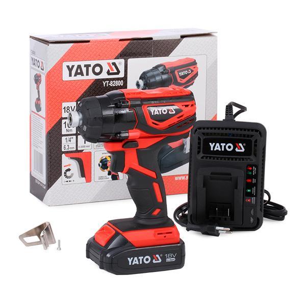 Tournevis d'impact YATO YT-82800 connaissances d'experts