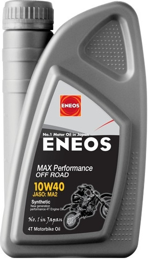 ENEOS MAX Performance, OFF ROAD 4T 63582649 Motoröl