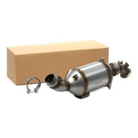 Ruß- / Partikelfilter, Abgasanlage 1256S0143 CRAFTER 30-50 Kasten (2E_) 2.5 TDI Bj 2013