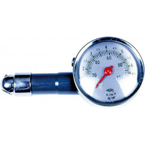 Compressed Air Tyre Gauge / -Filler 82610