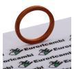 OEM Seal, oil drain plug 95531572 from Euroricambi
