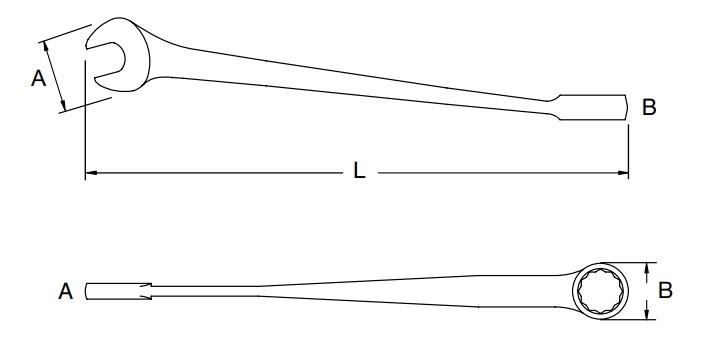 Ratschen-Ringgabelschlüssel SATA 46310 Bewertung