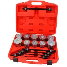 Kit casq. presión/apoyo, kit herr. montaje/extrac.