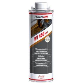 Unterbodenschutz TEROSON 1335488 für Auto (Flasche, Inhalt: 1l, Gewicht: 1.1kg, beige, Inhalt: ml)