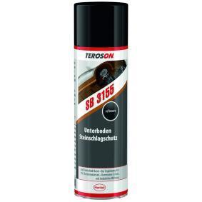 Unterbodenschutz TEROSON 803863 für Auto (Sprühdose, SB 3120, Gewicht: 600g, schwarz, Inhalt: 500ml)
