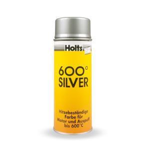Hitzebeständiger Lack HOLTS RF0145C für Auto (Sprühdose, silber, Inhalt: 400ml)