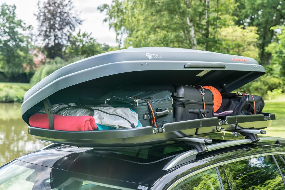 Roof box KAMEI 08139225 expert knowledge
