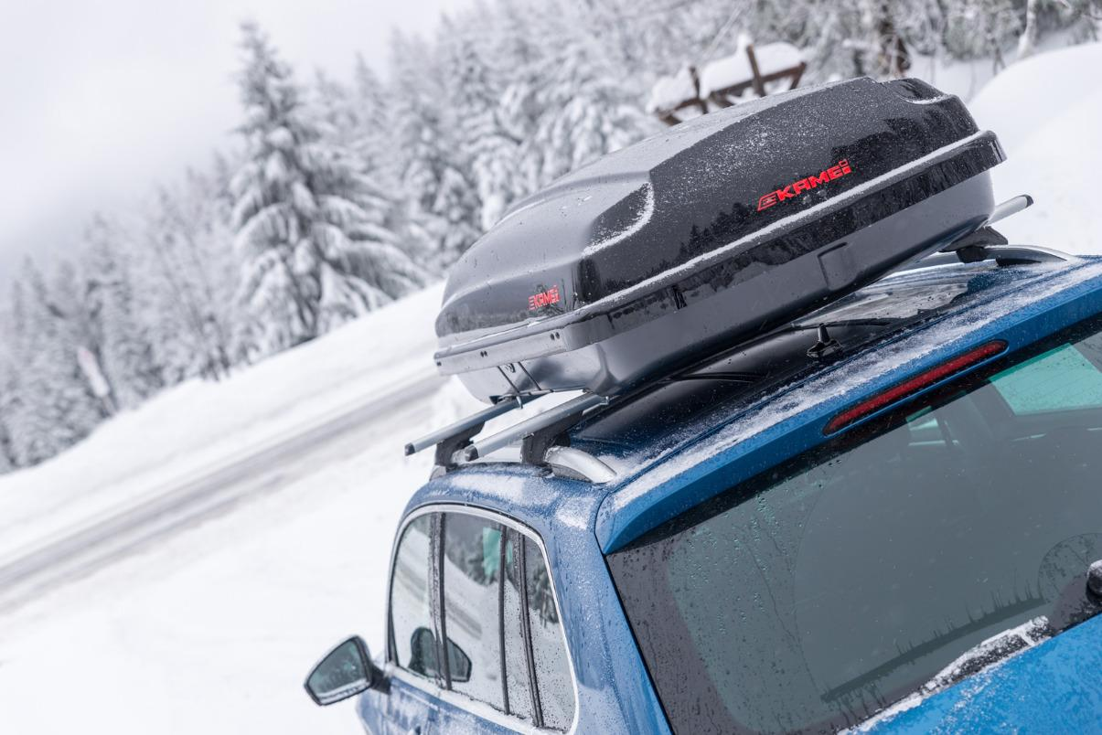 Roof box KAMEI 08133501 expert knowledge
