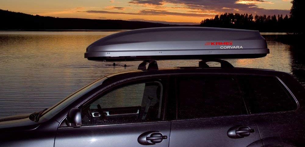 Roof box KAMEI 08135007 expert knowledge
