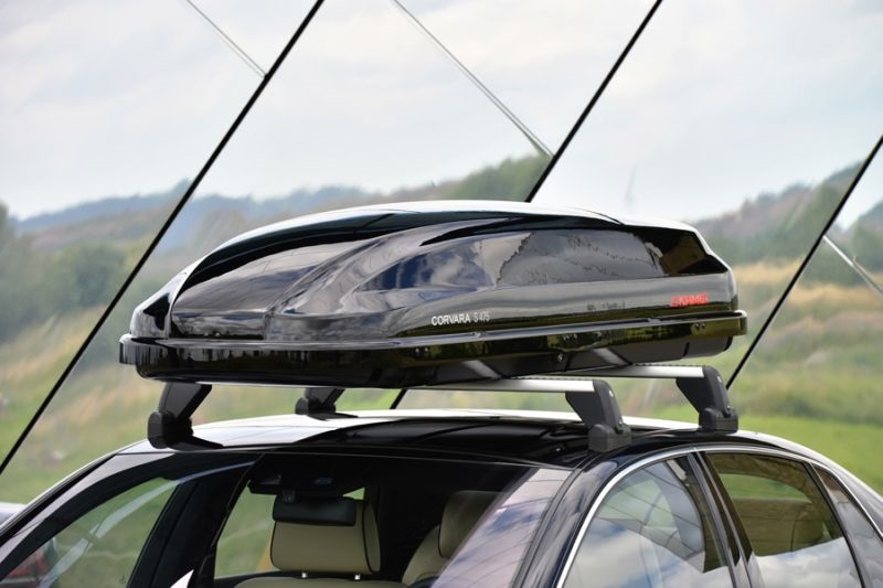 Roof box KAMEI 08153021 expert knowledge