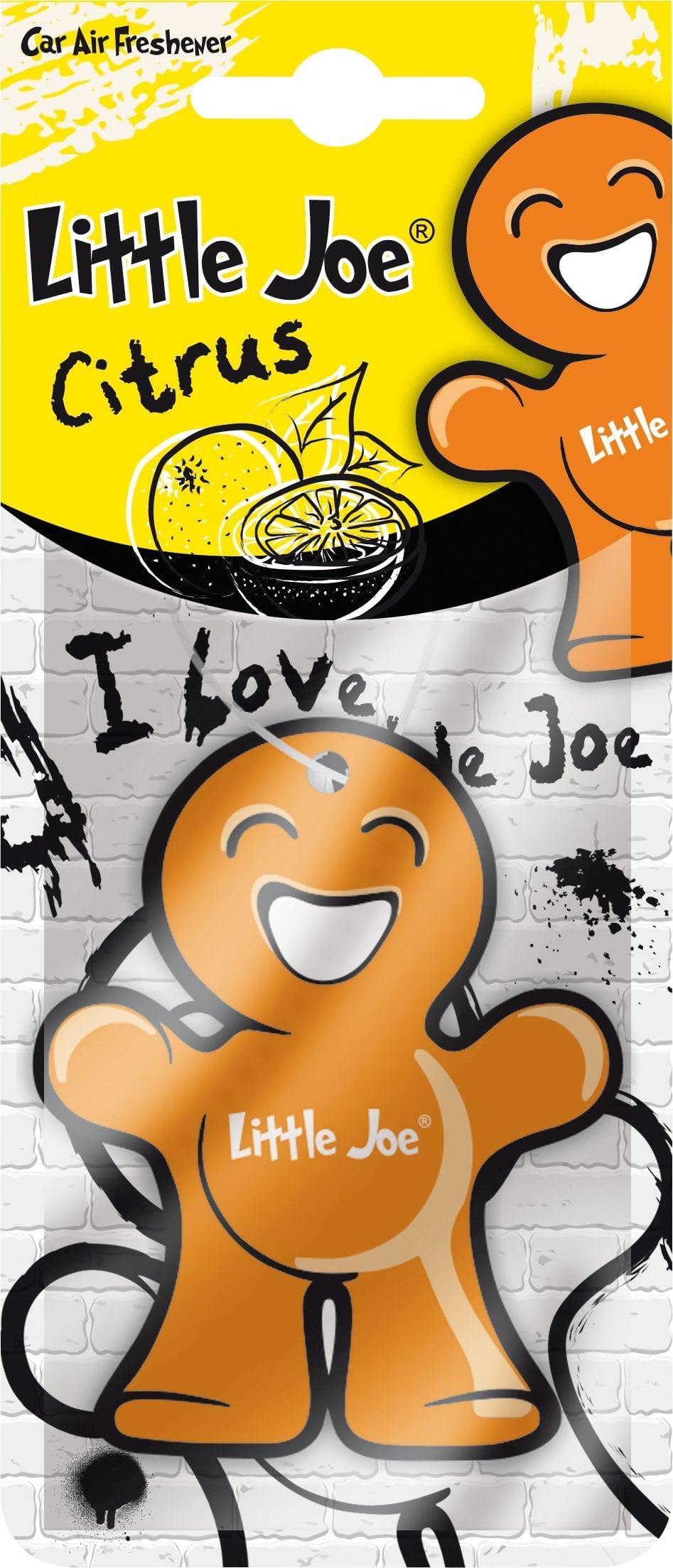 Deodorant Little Joe LJP005 nota