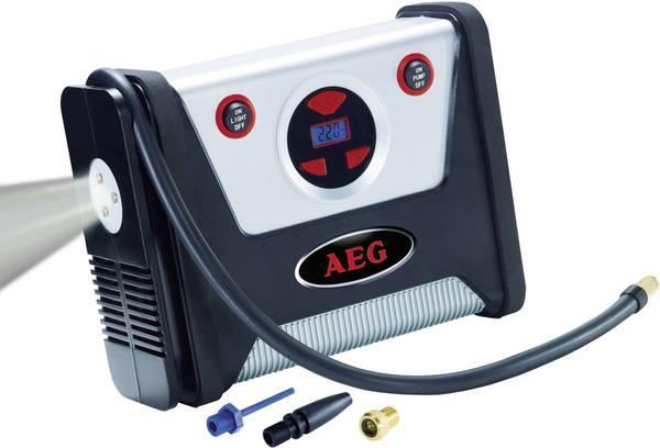 Compressor de ar AEG 97136 classificação
