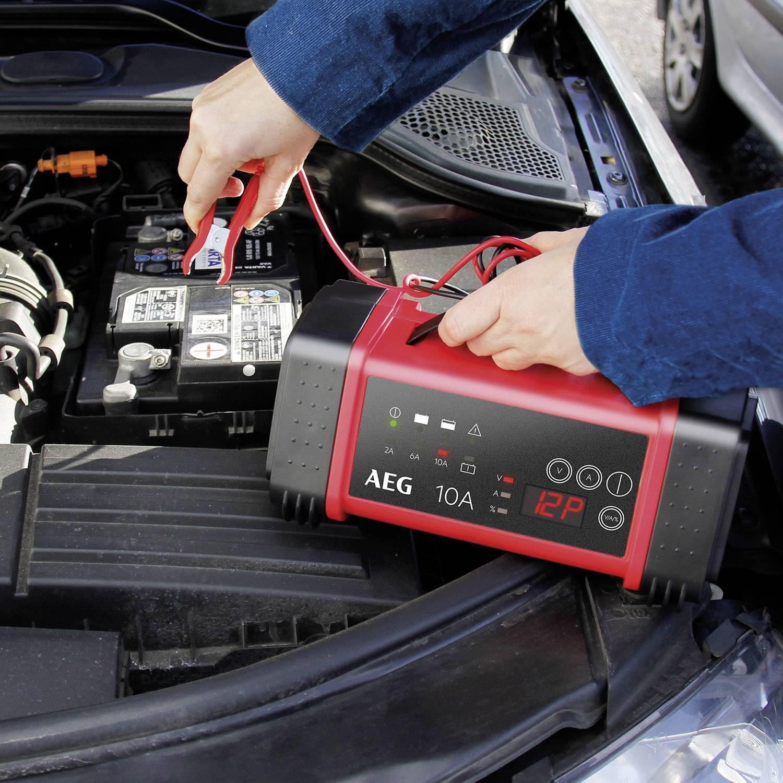 Chargeur de batterie AEG 97024 évaluation