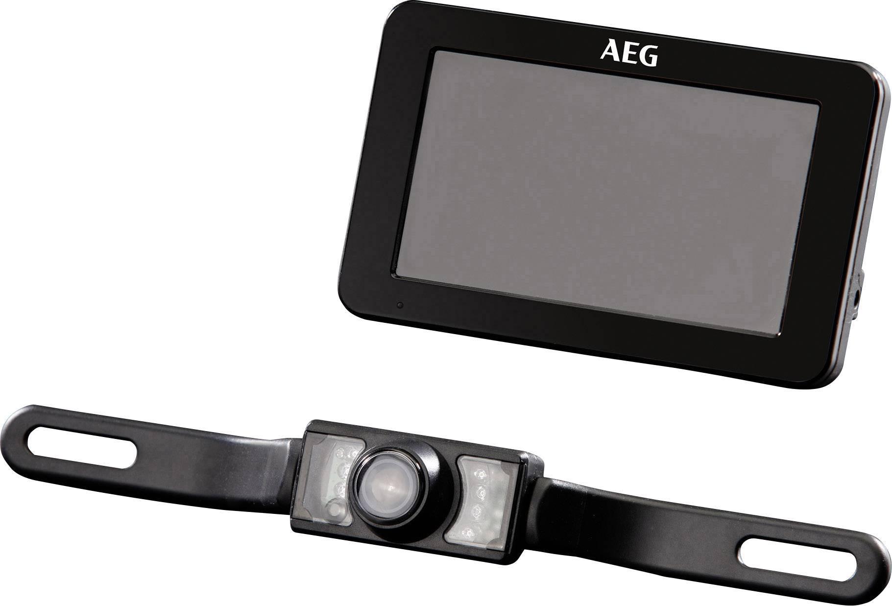 Parking sensors kit 97153 AEG 97153 original quality