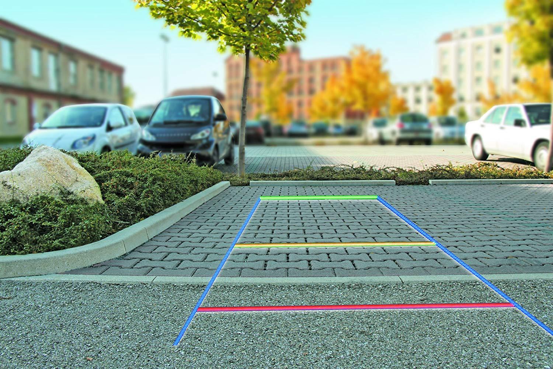Parking sensors kit AEG 97153 rating