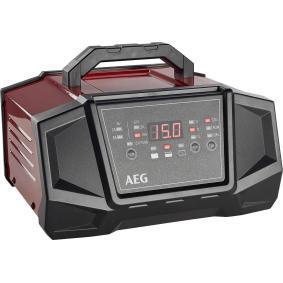 AEG Akkulaturi 158009