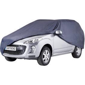 Capa de veículo Comprimento: 535cm, Largura: 210cm, Altura: 172cm 70336