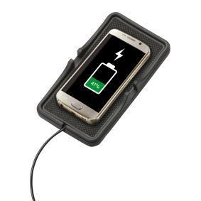 Mobiele telefoon oplader auto Ingangspanning: 5V 90128