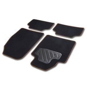 CARTREND Fußmattensatz 10609
