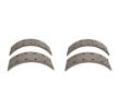 OEM Brake Lining Kit, drum brake 15030 00 102 10 from LUMAG