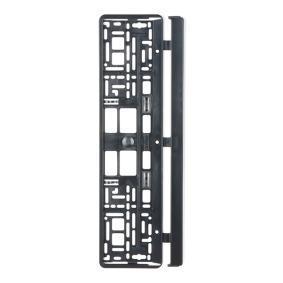 Porte plaques d'immatriculation Qualité: PP/PS 93001