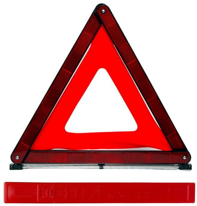 Triângulo de sinalização VIRAGE 94-009 5905694010654