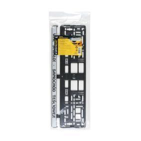 Kennzeichenhalter Qualität: PP/PS 93002