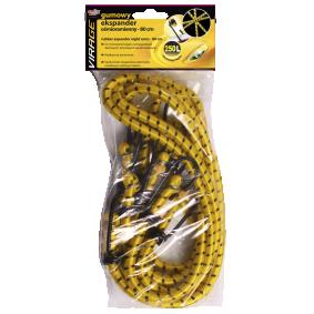 Corda elastica con ganci 93026