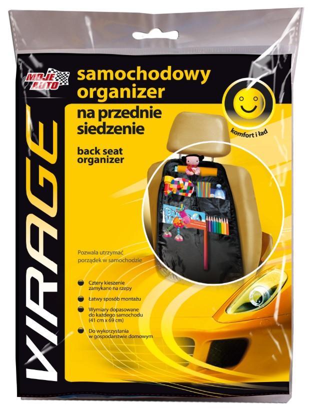 VIRAGE  93-025 Rücksitz-Organizer