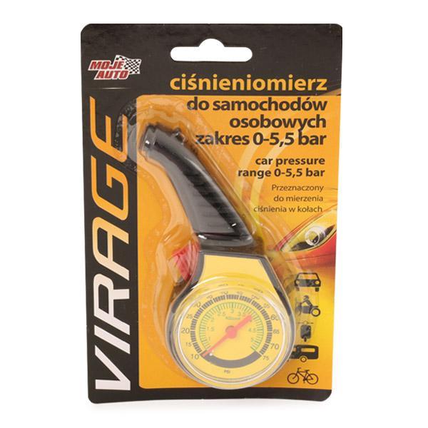 Compressed Air Tyre Gauge / -Filler VIRAGE 93-009 expert knowledge