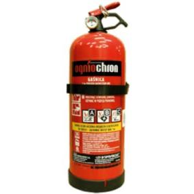 VIRAGE  94-002 Extintor