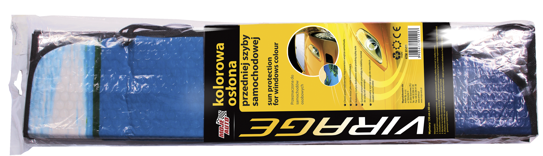 Windscreen cover VIRAGE 97-011 5905694011217