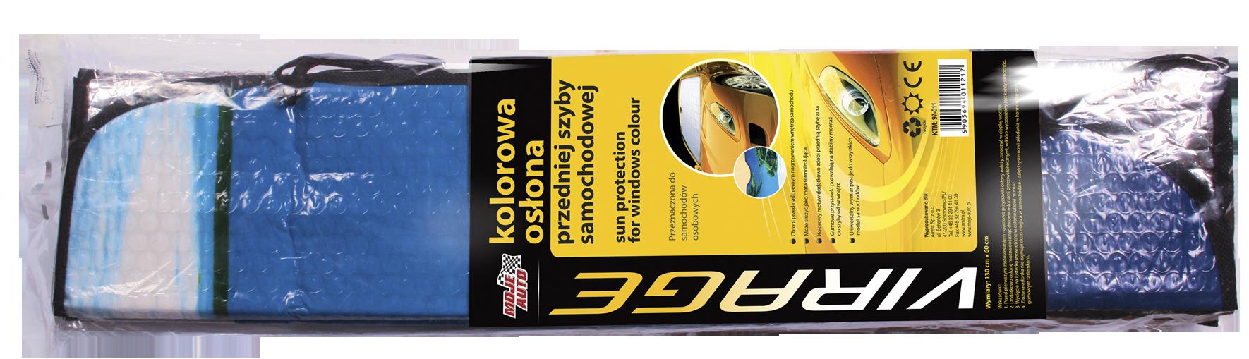 Folie de protecţie parbriz VIRAGE 97-011 5905694011217