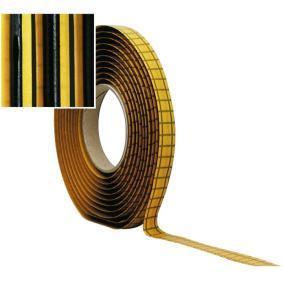 Scheibendichtmasse 3M 08612 für Auto (10mm, dauerelastisch, 4.5m)