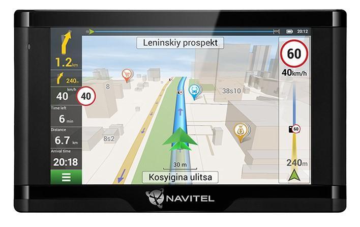 Navigationssystem NAVE500MT NAVITEL NAVE500MT original kvalite