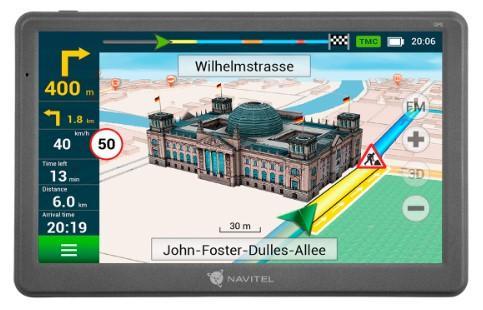 Navigationssystem NAVE700T NAVITEL NAVE700T original kvalite