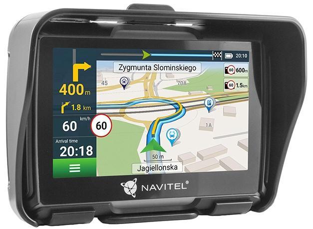 Navigationssystem NAVG550 NAVITEL NAVG550 original kvalite