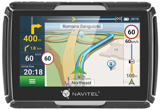 Navigationssystem NAVITEL NAVG550 Bewertung