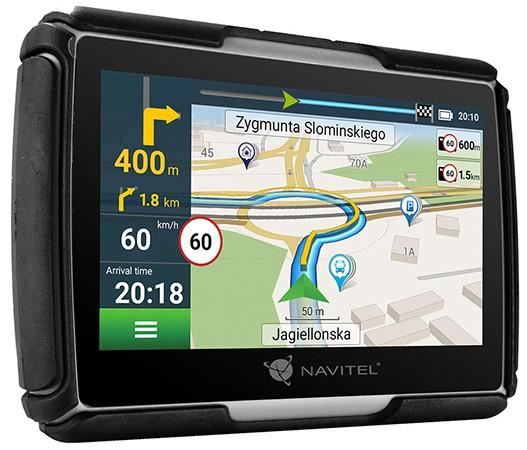 Navigationssystem NAVITEL NAVG550 Erfahrung